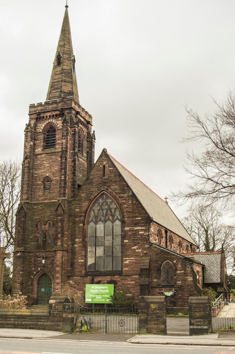 Gateacre Church